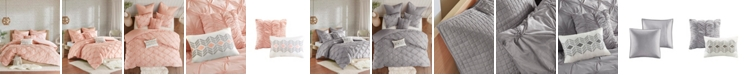 Cedar & Rose CLOSEOUT! Urban Habitat Talia 7-Pc. King/California King Duvet Cover Set