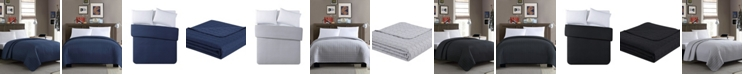 VCNY Home Jackson Full/Queen Quilt Set