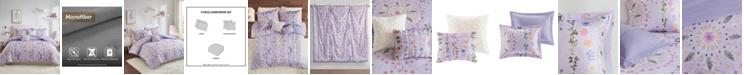 Intelligent Design Navi Twin/Twin XL 4 Piece Printed Comforter Set