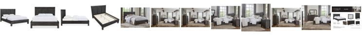 Furniture Avondale Graphite Queen Bed