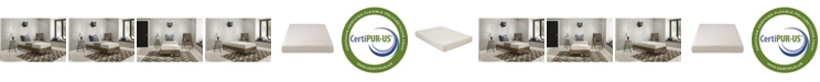 EveryRoom Aurora Full Memoir 10 Inch Memory Foam Mattress