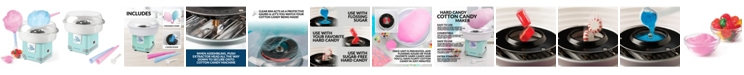 Nostalgia Cotton Candy Maker PCM425AQ