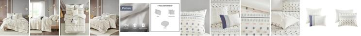 Urban Habitat Auden 5-Piece King/Cal King Jacquard Comforter Set