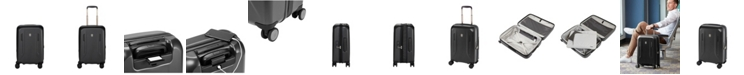 """Victorinox Swiss Army VX Avenue 22"""" Frequent Flyer Hardside Carry-On Suitcase"""