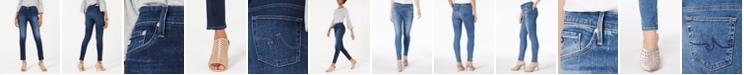 AG Jeans AG Farrah Skinny Ankle Denim - High Rise Skinny Ankle