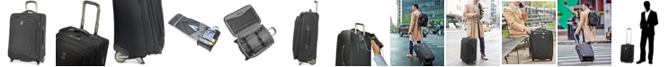 """Travelpro CLOSEOUT! Crew™ 11 22"""" Expandable Rollaboard® Suiter Suitcase with USB Charging Port"""