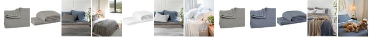 Jennifer Adams Home Jennifer Adams Laguna California King Blanket/Coverlet