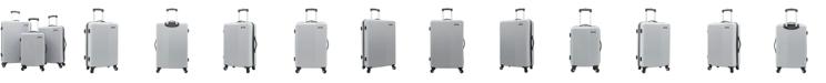 Travelers Club Basette 3-Pc. Hardside Luggage Set, Created for Macy's