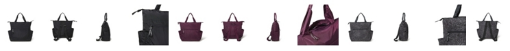 Baggallini Women's Packable Backpack Tote