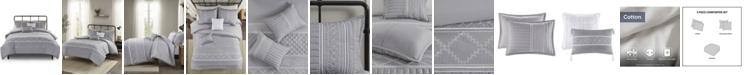 JLA Home Madison Park Kailee 5 Piece Full/Queen Comforter Set