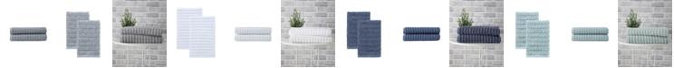 OZAN PREMIUM HOME Azure Collection Bath Towels 2-Pack