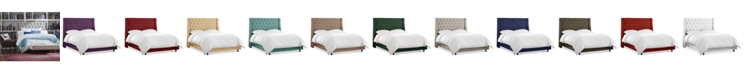 Furniture Marcone Wingback Bed Collection