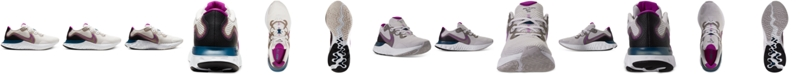 Nike Women's Renew Run Running Sneakers from Finish Line