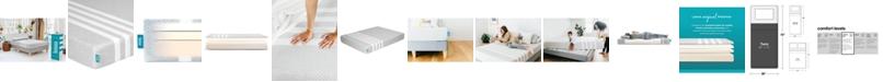 """Leesa 10"""" Foam Mattress- Twin, Mattress in a Box"""