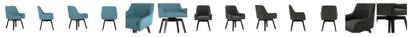 Studio Designs Home Spire Swivel Chair
