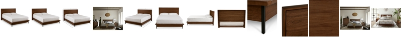 Furniture Oslo Queen Bed, Created for Macy's