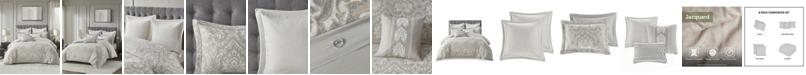 Madison Park Signature Manor 8 Piece Queen Comforter Set