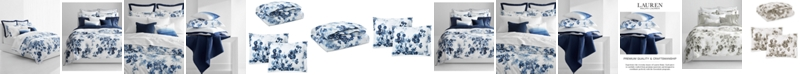 Lauren Ralph Lauren Flora Duvet Cover Sets
