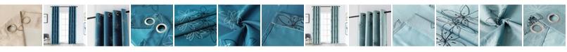 """Lyndale Decor Crawford Room Darkening Curtain, 95"""" L x 52"""" W"""
