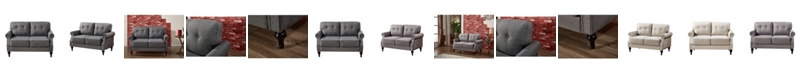 Us Pride Furniture Juno Loveseat