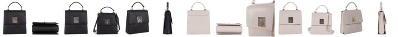 Celine Dion Collection Céline Dion Collection Leather Minuet Handle Bag