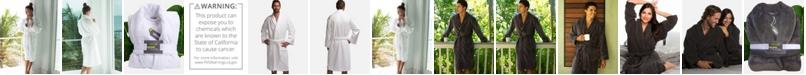 Cariloha Unisex Bath Robe Ultra Plush Small/Medium