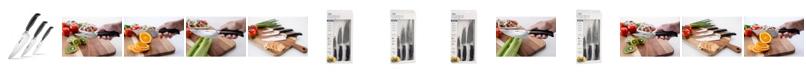Zyliss Control Kitchen Knife Set 3-Piece