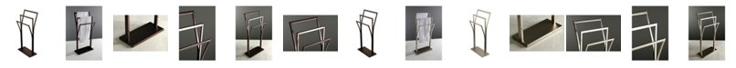 Kingston Brass Pedestal Y-Style Towel Rack