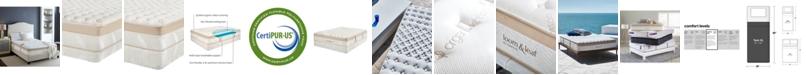 """Saatva Loom & Leaf 12"""" Relaxed Firm Mattress Set- Twin XL"""