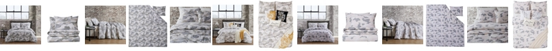 Sean John Garment Washed Camo Twin Extra Long Comforter Set