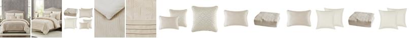 Pem America 5th Avenue Lux Noelle 7-Piece King Bedding Set