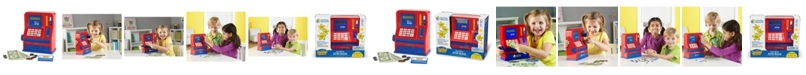 Learning Resources Pretend Play - Teaching Atm Bank
