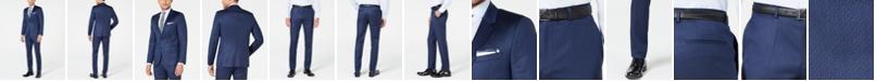 Hugo Boss HUGO Men's Slim-Fit Stripe Suit Separates