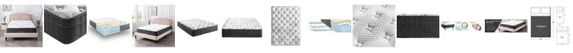 "Sleep Trends Essenza 12"" Hybrid Latex and Innerspring Plush Mattress - Full"