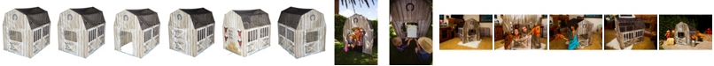 Pacific Play Tents Happy Horse Haven Play House  - 48 In X 38 In X 48 In
