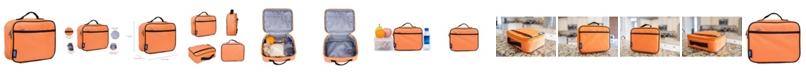 Wildkin Bengal Orange Lunch Box