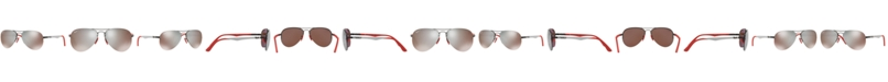 Ray-Ban Polarized Sunglasses , RB3460M SCUDERIA FERRARI COLLECTION