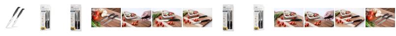 Zyliss Control Paring Knife Set - Professional Kitchen Cutlery Knives - Premium German Steel, 2-Piece