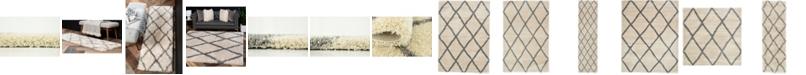 Bridgeport Home Latisse Shag Lts1 Beige Area Rug Collection