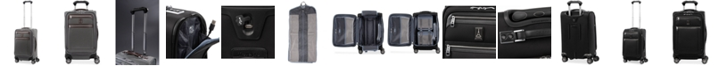 """Travelpro Platinum Elite 21"""" Softside Carry-On Spinner Suitcase"""