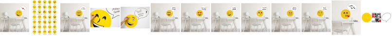 Brewster Home Fashions Create Your Own Emote Wall Decal