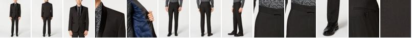 Nick Graham Men's Slim-Fit Pin-Dot Tuxedo