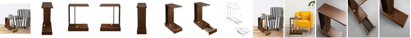 Yu Shan Monroe C - Table with Concealed Drawer, Concealment Furniture