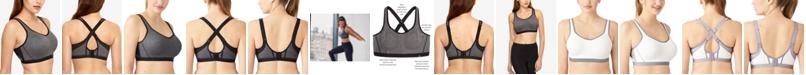 Wacoal U'Sport Breathable Mesh-Panel Sports Bra 855229