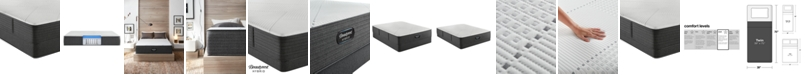"Beautyrest Hybrid BRX1000-IP 13.5"" Plush Mattress Set - Twin"