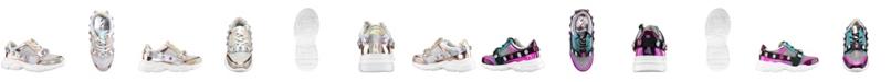Nina Toddler, Little and  Big Girls Jasminda Fashion Sneaker