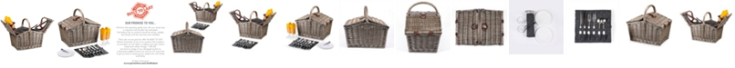 Picnic Time Anthology Piccadilly Picnic Basket