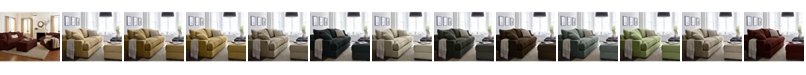 Furniture Ainsley Fabric Sofa Living Room Collection, Created for Macy's