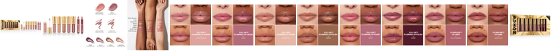 Buxom Cosmetics 8-Pc. Strike Gold Plumping Lip Gloss Set