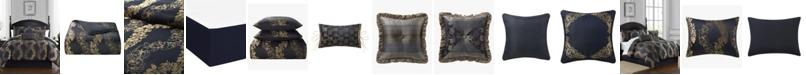 Marquis by Waterford Oban Queen 7 Piece Comforter Set